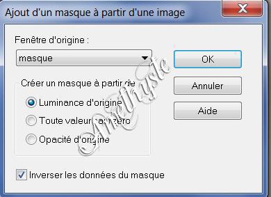 LA DANSEUSE Masque12
