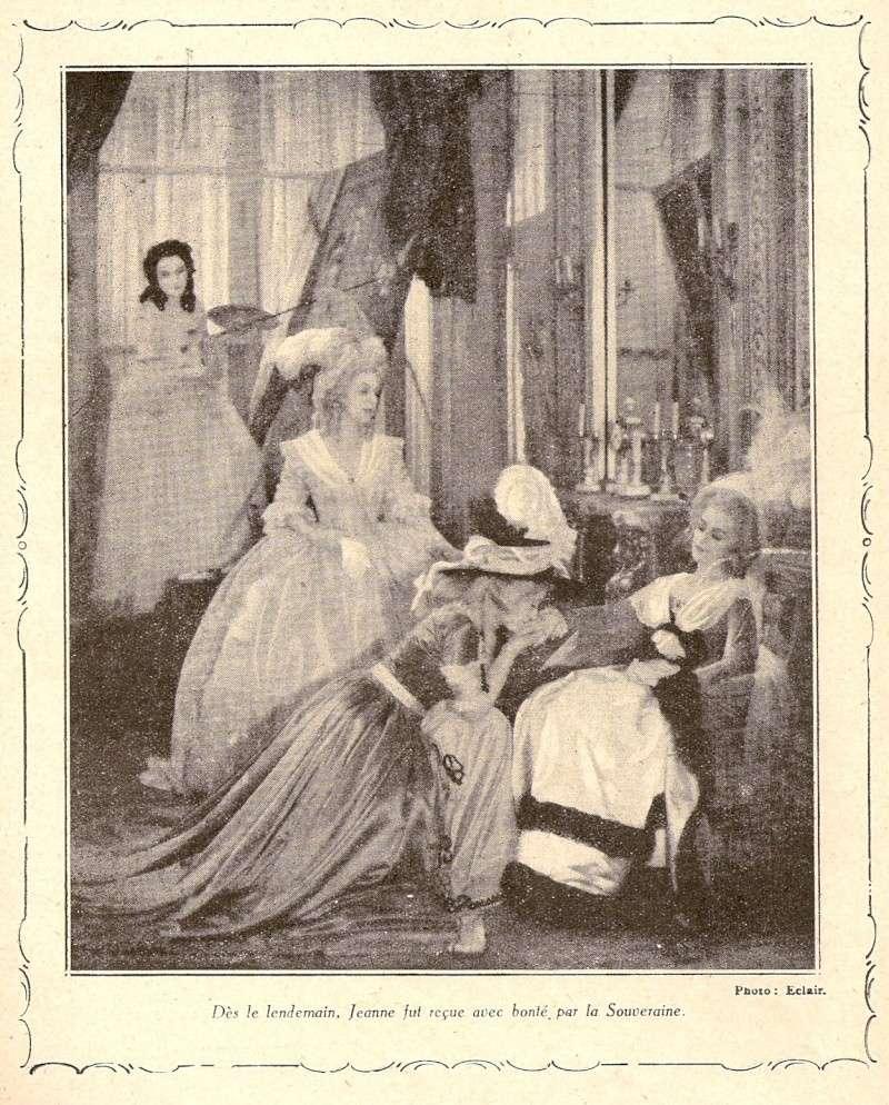Film : Le collier de la reine par Gaston Ravel et Tony Lekain (1929) Numari11