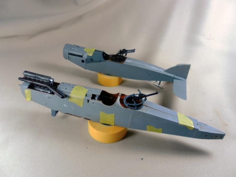 AMC DH9 wingnut wings Compar10