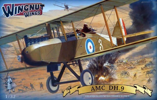 AMC DH9 wingnut wings Wnw32010