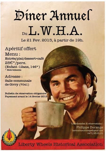Souper L.W.H.A. Dinner10