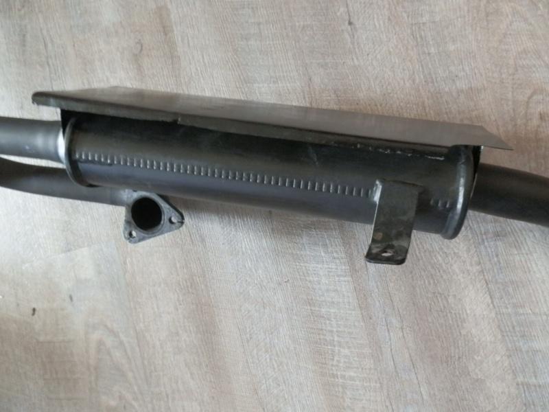 AMELIORATIONS D'UN ECHAPPEMENT TYPE III TRI-MIL P2240211