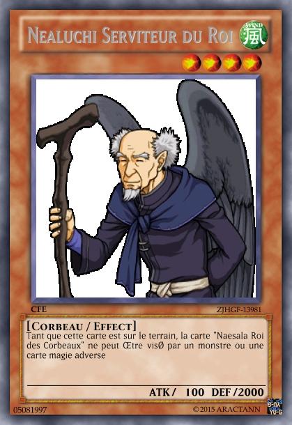 Cartes Yu-Gi-Oh des personnages de FE  Create12