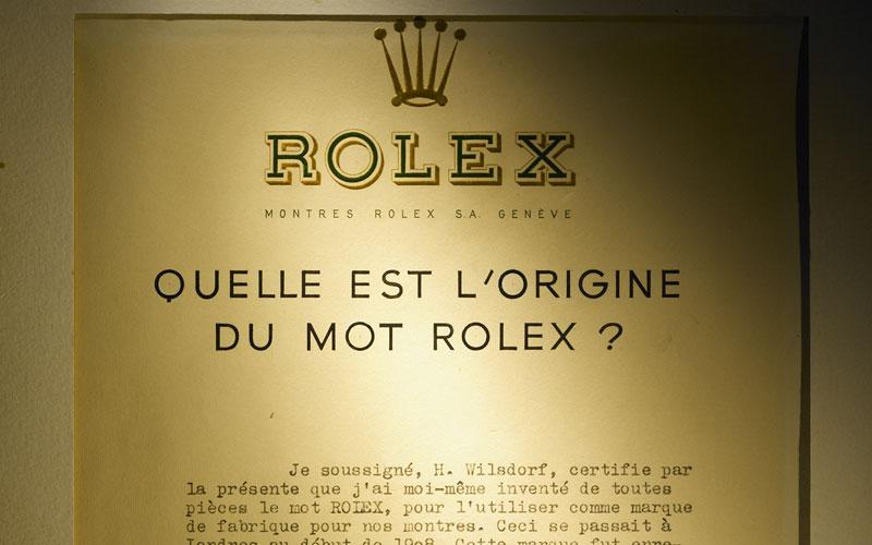 De l'origine du nom des marques de montres. - Page 2 Rolex-11