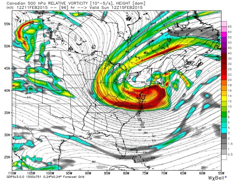 FEB 14th-15th STORM POTENTIAL - Page 2 Cmc_z513