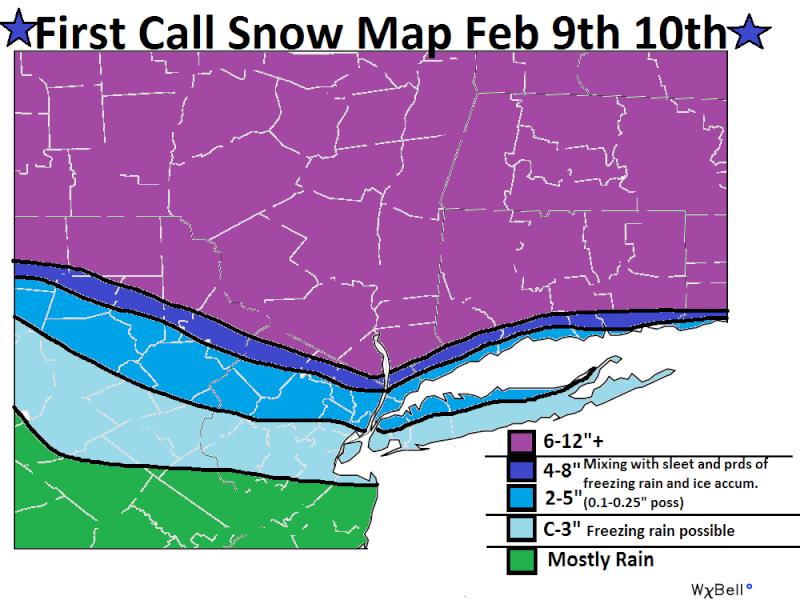 UPDATE #2: 1st Call Snow Map, N&W Wins Again First_10