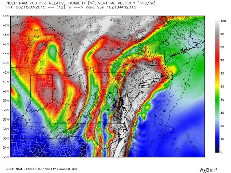 Sunday, January 18th Rain Storm - Page 2 Nam_w710