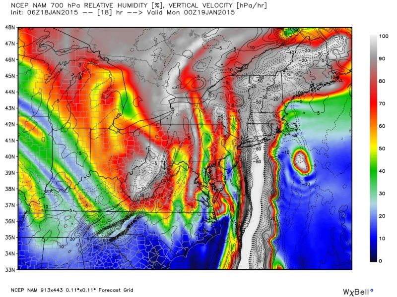 Sunday, January 18th Rain Storm - Page 2 Nam_w711