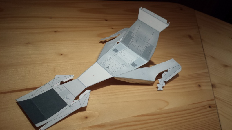 Republic Attack Gunship aus StarWars  20150212