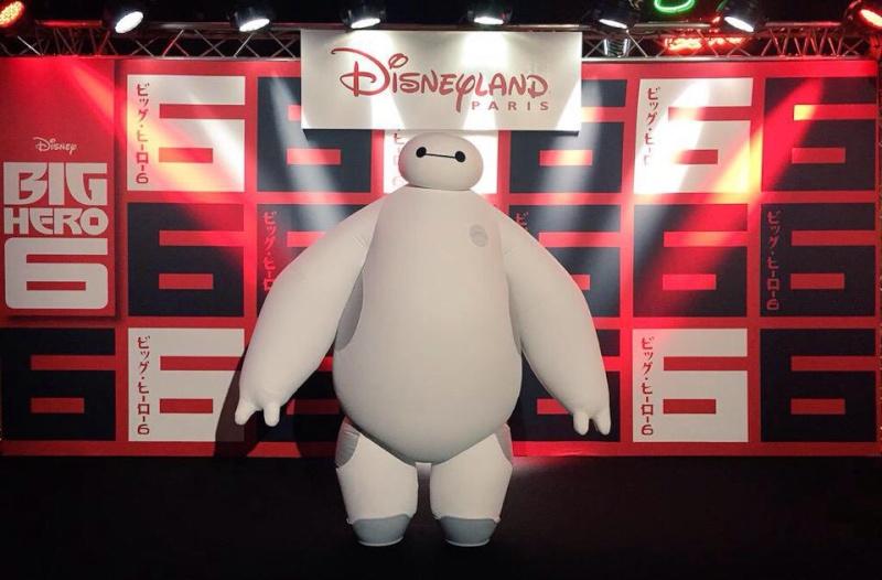 Baymax bientôt en Meet and Greet à Disneyland Paris ? 10387310