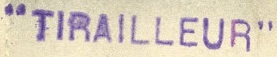 * TIRAILLEUR (1910/1921) * 080_0011