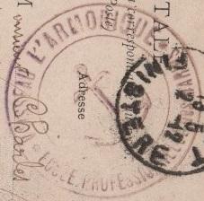 * ARMORIQUE (1910/1940) * 14-1210