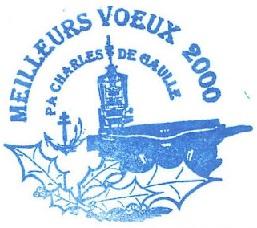 * CHARLES DE GAULLE (2001/....) * 200-0110
