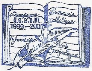 + AUMÔNERIE CHRETIENNE CATHOLIQUE DE LA MARINE + 200-0111