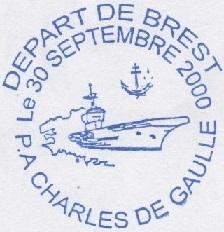 * CHARLES DE GAULLE (2001/....) * 200-0912