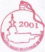 * CHARLES DE GAULLE (2001/....) * 200-1210