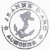+ AUMÔNERIE CHRETIENNE CATHOLIQUE DE LA MARINE + 201-0411