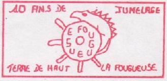 * LA FOUGUEUSE (1987/2009) * 201-0813