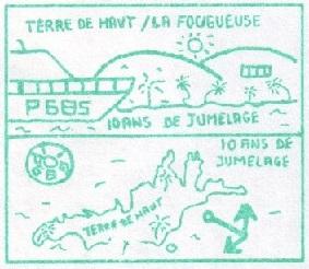 * LA FOUGUEUSE (1987/2009) * 201-0814