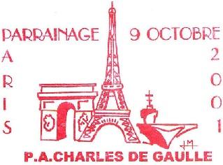 * CHARLES DE GAULLE (2001/....) * 201-1010