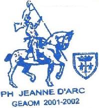 * JEANNE D'ARC (1964/2010) * 202-0314