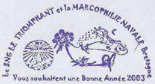 * LE TRIOMPHANT (1997/....) * 203-0111
