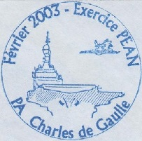 * CHARLES DE GAULLE (2001/....) * 203-0210