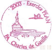 * CHARLES DE GAULLE (2001/....) * 203-0410
