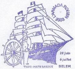 * BELEM (1896/....) * 203-0710