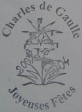 * CHARLES DE GAULLE (2001/....) * 203-1210