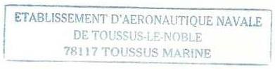 * TOUSSUS-LE-NOBLE * 204-0110