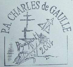 * CHARLES DE GAULLE (2001/....) * 204-0311