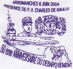 * CHARLES DE GAULLE (2001/....) * 204-0611