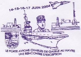 * CHARLES DE GAULLE (2001/....) * 204-0612