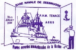 * TENACE (1973/....) * 204-0718