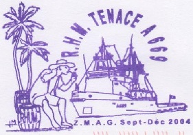 * TENACE (1973/....) * 204-1012