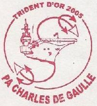 * CHARLES DE GAULLE (2001/....) * 205-0411
