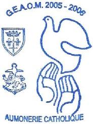 + AUMÔNERIE CHRETIENNE CATHOLIQUE DE LA MARINE + 205-1213