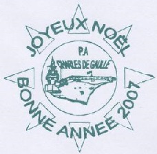* CHARLES DE GAULLE (2001/....) * 207-0110