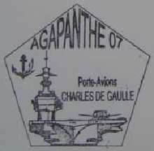 * CHARLES DE GAULLE (2001/....) * 207-0411