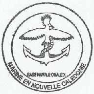 * CHALEIX - NOUMEA * 207-0612