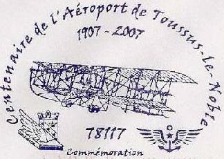 * TOUSSUS-LE-NOBLE * 207-0910