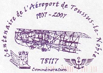 * TOUSSUS-LE-NOBLE * 207-0912