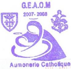 + AUMÔNERIE CHRETIENNE CATHOLIQUE DE LA MARINE + 207-1212
