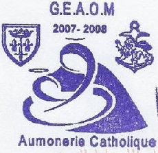 + AUMÔNERIE CHRETIENNE CATHOLIQUE DE LA MARINE + 207-1213