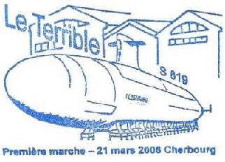 * LE TERRIBLE (2010/....) * 208-0310