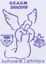 + AUMÔNERIE CHRETIENNE CATHOLIQUE DE LA MARINE + 209-0111