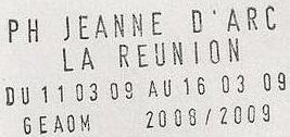* JEANNE D'ARC (1964/2010) * 209-0313