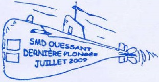 * OUESSANT (1978/2007) * 209-0713