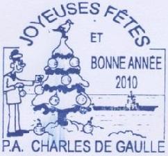 * CHARLES DE GAULLE (2001/....) * 209-1210